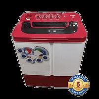Hyundai 8kg Semi-Automatic Washing-Machine